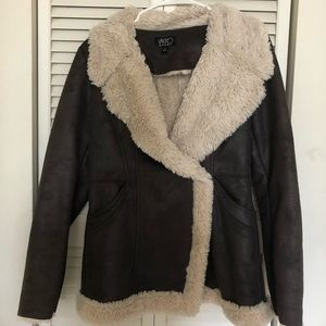 Fall jacket size small but fits medium NEVER WORN